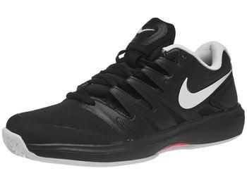 a239834c804 Nike Air Zoom Prestige Clay Black Crimson Men s Shoe - Tennis Warehouse  Europe