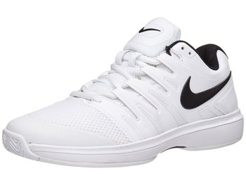 Nike Air Zoom Prestige White Black Men s Shoe - Tennis Warehouse Europe b5a0bd2d8