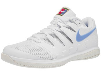 best website a9e67 cafa5 Nike Air Zoom Vapor 10 Teppich Herren Tennisschuh WeißBlau - Tennis  Warehouse Europe