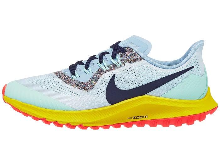 amaro Maturo cliente  Nike Zoom Pegasus 36 Trail Women's Shoes Aura/Bluemint - Tennis Warehouse  Europe