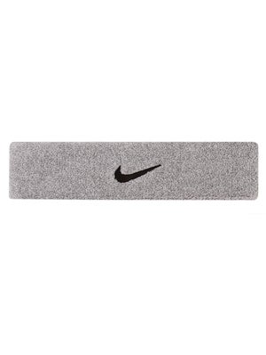 94a8322a1824ae Nike Swoosh Frottee Stirnband Grau - Tennis Warehouse Europe