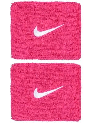 new arrival e4e95 dff5b Nike Swoosh Wristbands Pink