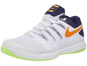 new arrival 5b70d ac378 Scarpe Nike Air Zoom Vapor 10 WhiteOrange Uomo - Tennis Warehouse Europe