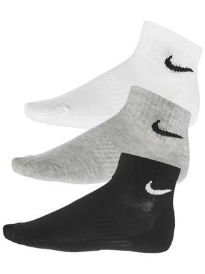 c263990d3dd4a 3 Paires de Chaussettes Chevilles Nike Everyday Cushion Mélange - Tennis  Warehouse Europe