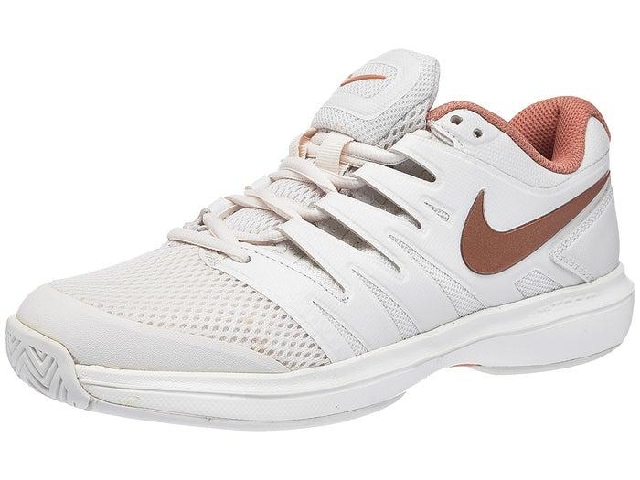 innovative design f2d4c ad6a3 Nike Air Zoom Prestige Damen Tennisschuh Rosen Gold - Tennis ...