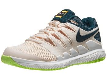 dfc767a2fd44a Chaussures Femme Nike Air Zoom Vapor 10 Pêche Noir - Tennis Warehouse Europe