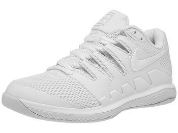 d0a24b157458d Nike Air Zoom Vapor X Carpet White Women s Shoe - Tennis Warehouse ...