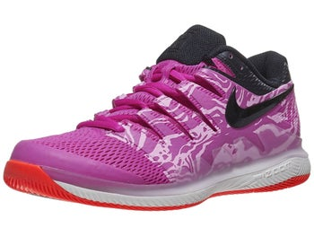 half off c1950 43241 Nike Air Zoom Vapor X Fuchsia/Black Women's Shoe - Tennis Warehouse ...