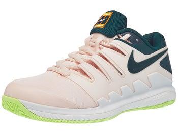 Nike Air Zoom Vapor 10 Clay Peach Black Women s Shoe - Tennis ... 3a99b8b95a3a5