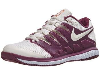 c2031e38b472 Nike Air Zoom Vapor X White Bordeaux Women s Shoe - Tennis Warehouse ...