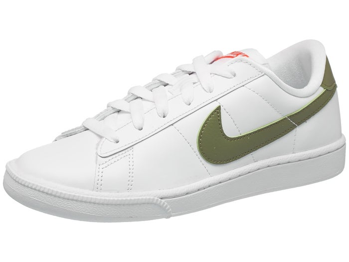 sneakers for cheap really cheap cheap price Nike Court Classic Damen Tennisschuh Weiß/Orange - Tennis ...