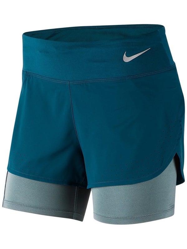 Pantalones Cortos Mujer 2 En 1 Eclipse Invierno Tennis Warehouse Europe