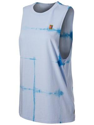 new style f22d5 63b8e Débardeur Femme Nike Tie Dye Muscle Automne - Tennis Warehouse Europe