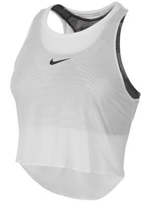 reputable site 6a52d aaab9 Débardeur Femme Nike Serena US Crop Automne - Tennis Warehouse Europe