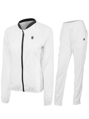 Survêtement Femme Nike Basic Woven - Tennis Warehouse Europe 7b2acad8f20