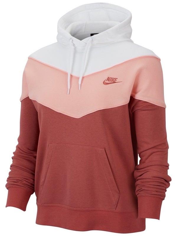 sweatshirt femme nike heritage