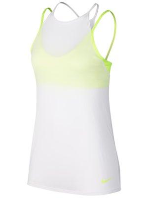 d2fb9a8f Nike Women's Spring Dry Built in Bra Strap Tank - Tennis Warehouse ...