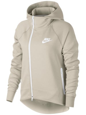 e74ab427906e60 Nike Damen Sommer Sportswear Tech Fleece Hoodie - Tennis Warehouse Europe