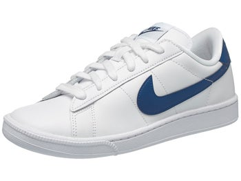 96d7bc621bf5f4 Nike Tennis Classic White Blue Women s Shoe - Tennis Warehouse Europe