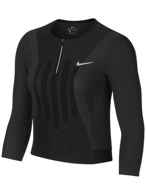 2a257020 Nike Women's Summer Zonal Cool Slam Long Sleeve - Tennis Warehouse Europe