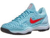best loved 843d6 35ec9 Nike Air Zoom Cage 3 BlueRedWhite Womens Shoe