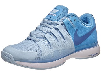 ddd1f2688d3721 Nike Zoom Vapor 9.5 Tour Blue White Women s Shoe - Tennis Warehouse ...