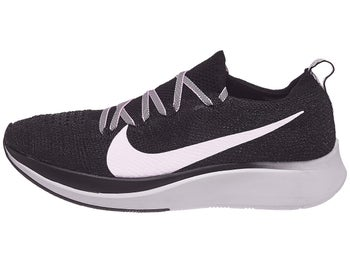 c3069776 Nike Zoom Fly Flyknit Women's Shoes Black/Pink - Tennis Warehouse Europe