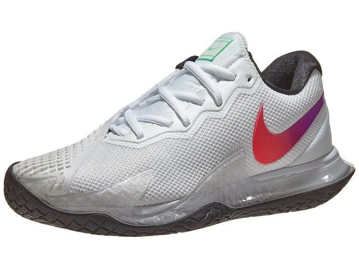 Boutique en ligne último precio moderado Zapatillas Mujer Nike Air Zoom Vapor Cage 4 Blanco/Negro/Verde - Tennis  Warehouse Europe
