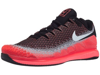 243383387 Zapatillas Hombre Nike Air Zoom Vapor X Knit Negro/Lava - Tennis Warehouse  Europe