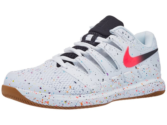 good texture factory outlet many fashionable Chaussures Homme Nike Air Zoom Vapor X Blanc/Cramoisi - Tennis ...