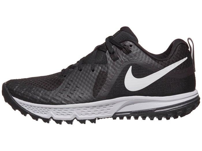 site réputé 061be 685b3 Chaussures Femme Nike Zoom Wildhorse 5 Noir/Gris - Tennis ...