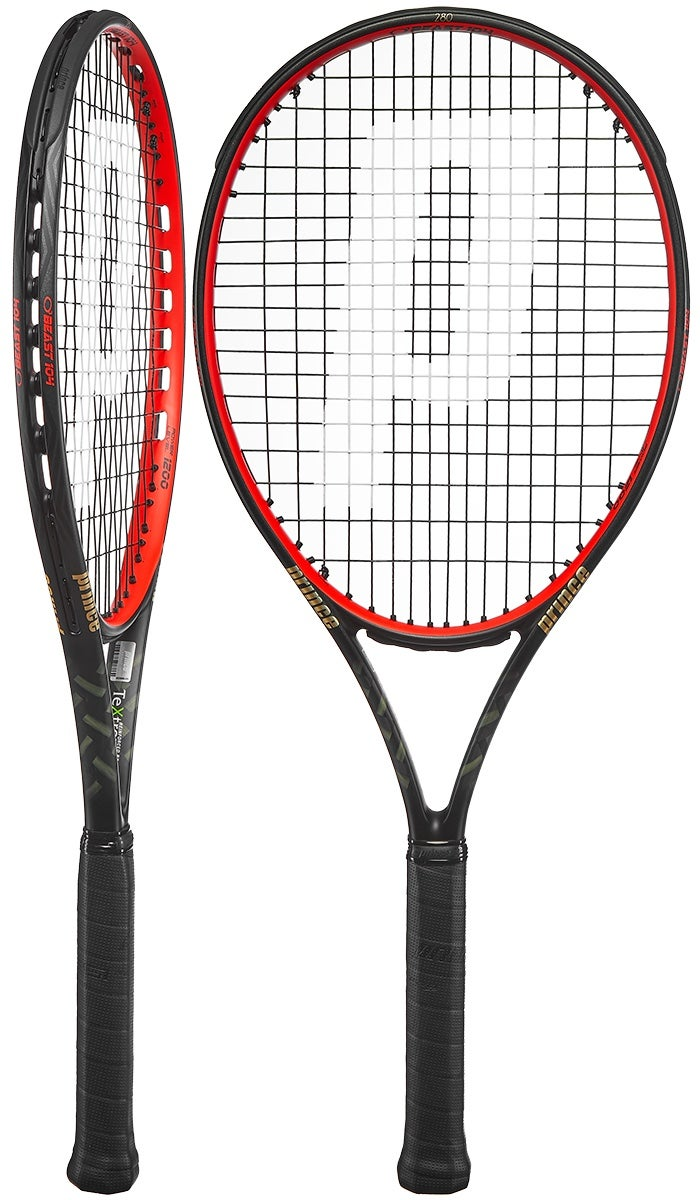 Prince O3 Beast 104 (280g) Racket - Tennis Warehouse Europe