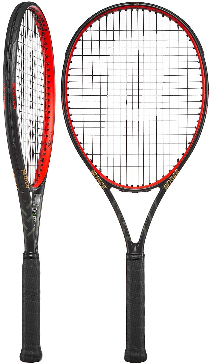 Prince Beast 104 Racket 280g - Tennis Warehouse Europe