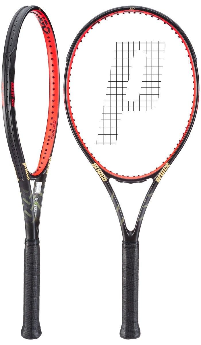 Racchetta Prince Beast 100 (300g) - Tennis Warehouse Europe