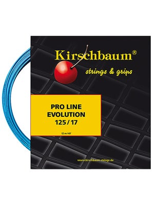 kirschbaum pro line ii evolution 17 string blue tennis warehouse europe. Black Bedroom Furniture Sets. Home Design Ideas