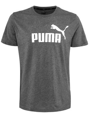 28b149cec7997b Puma Men's Fall Essential No.1 Heathered T-Shirt - Tennis Warehouse Europe