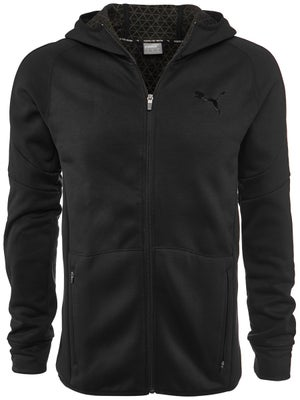 9ccf67f6a5 Veste à Capuche Homme Puma Evostripe Warm Full-Zip Hiver - Tennis Warehouse  Europe