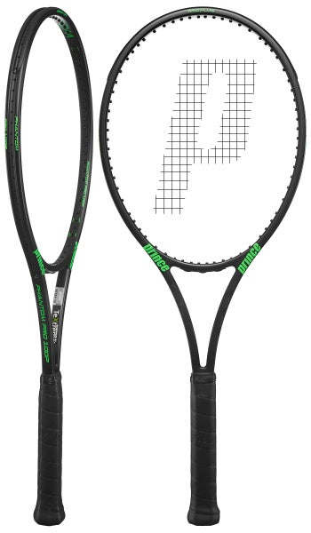 Prince Phantom 100p Pro Racket Tennis Warehouse Europe