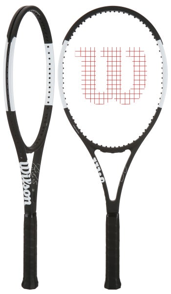 Wilson Pro Staff RF 97 Autograph Racket - Tennis Warehouse Europe