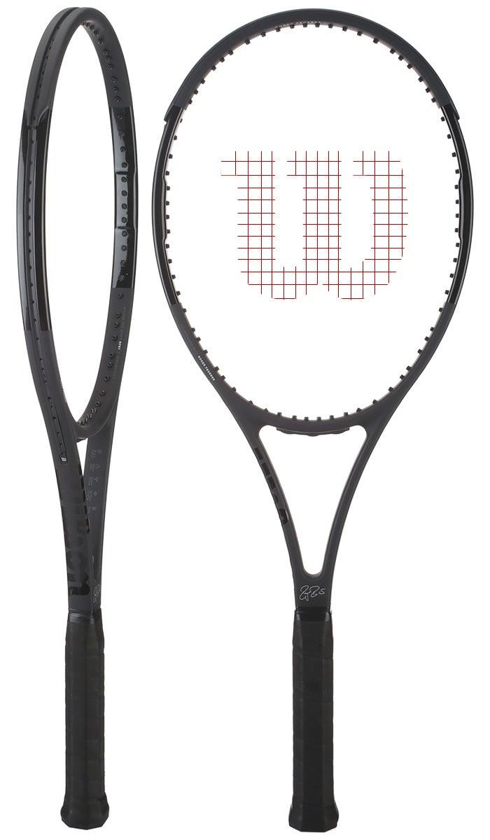 Wilson Pro Staff RF 97 Autograph Racket - Tennis Warehouse