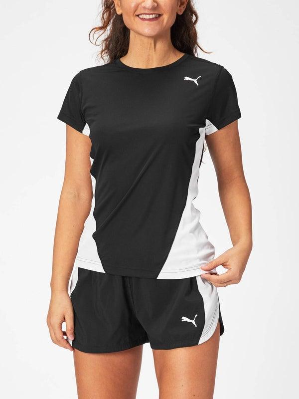 nouveau produit ec1de 193a2 Puma Women's Cross the Line Top - Tennis Warehouse Europe