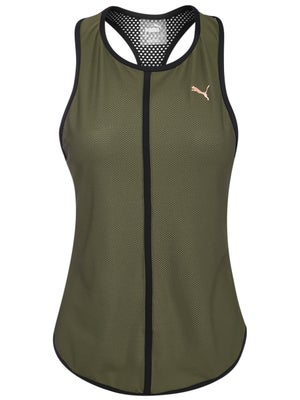 57f20acc503fd Puma Women s Fall Explosive Mesh Tank - Tennis Warehouse Europe