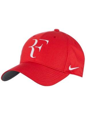 Gorra Nike Roger Federer Foundation Rojo - Tennis Warehouse Europe e4e21c11be3