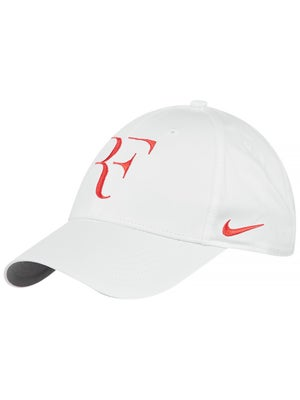 Gorra Nike Roger Federer Foundation Blanco - Tennis Warehouse Europe 81958a1bdbb