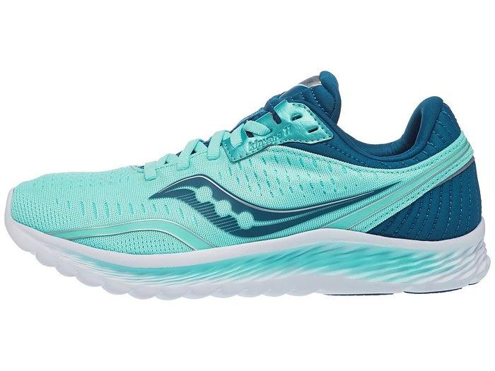 buona consistenza come trovare stili freschi Saucony Kinvara 11 Women's Shoes Aqua/Blue - Tennis Warehouse Europe
