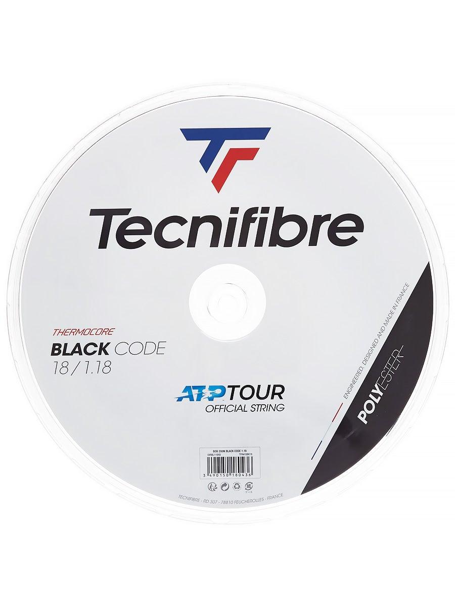 Tecnifibre Black Code String Single Set