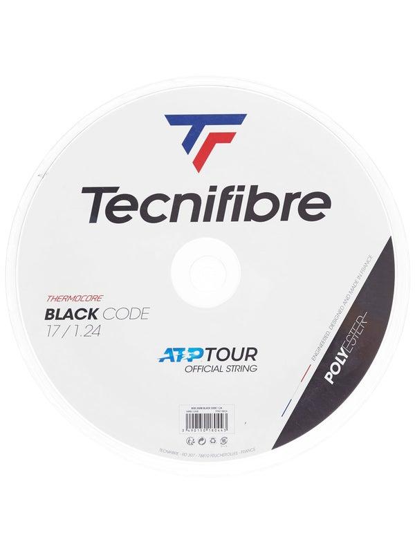 Tecnifibre Black Code 1 24/17 String Reel - 200m - Tennis