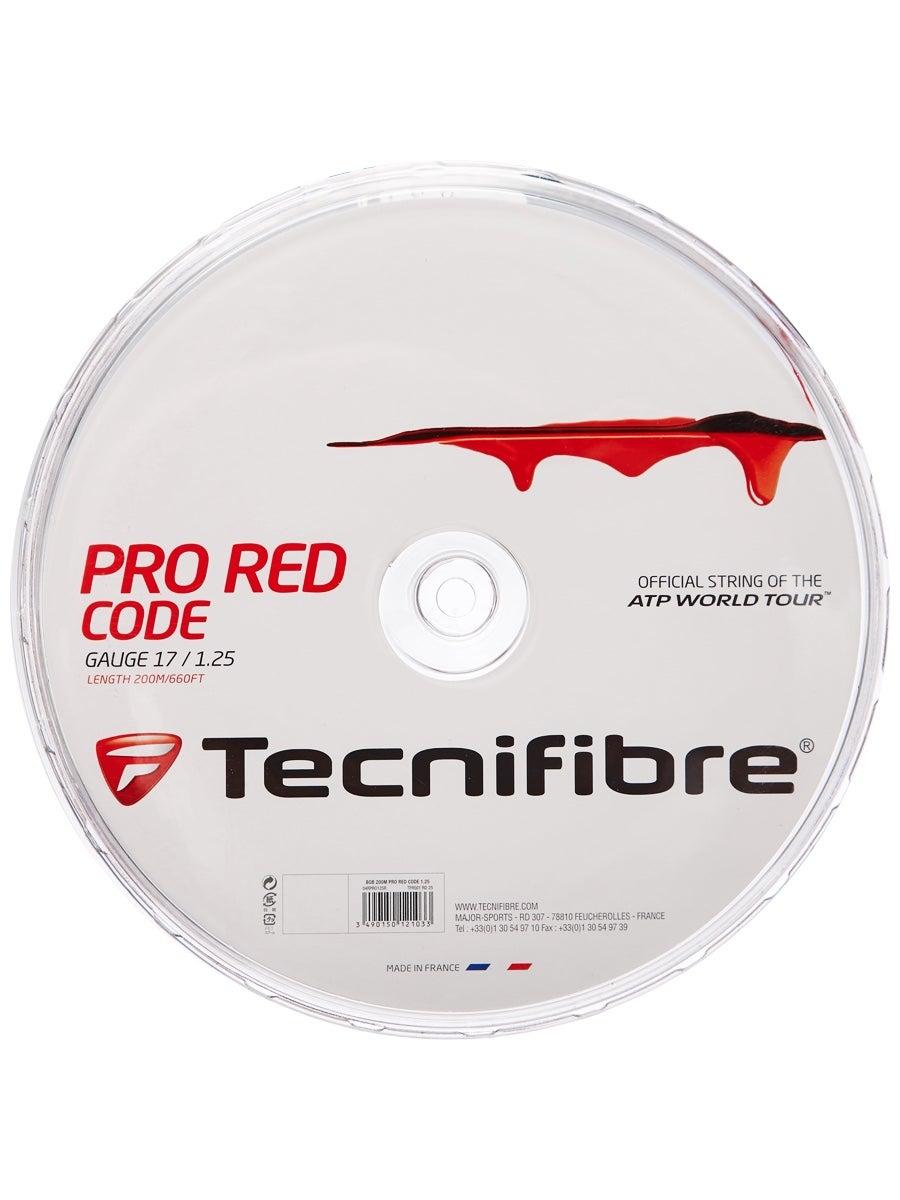 Tecnifibre Razor Code 17 1.25mm Tennis Strings 200M Reel