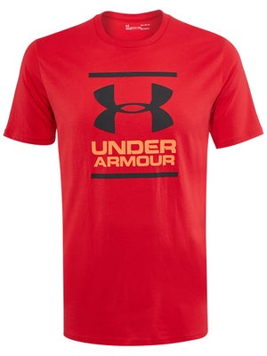1f0f9ab299 Under Armour Men's GL Foundation T-Shirt - Tennis Warehouse Europe