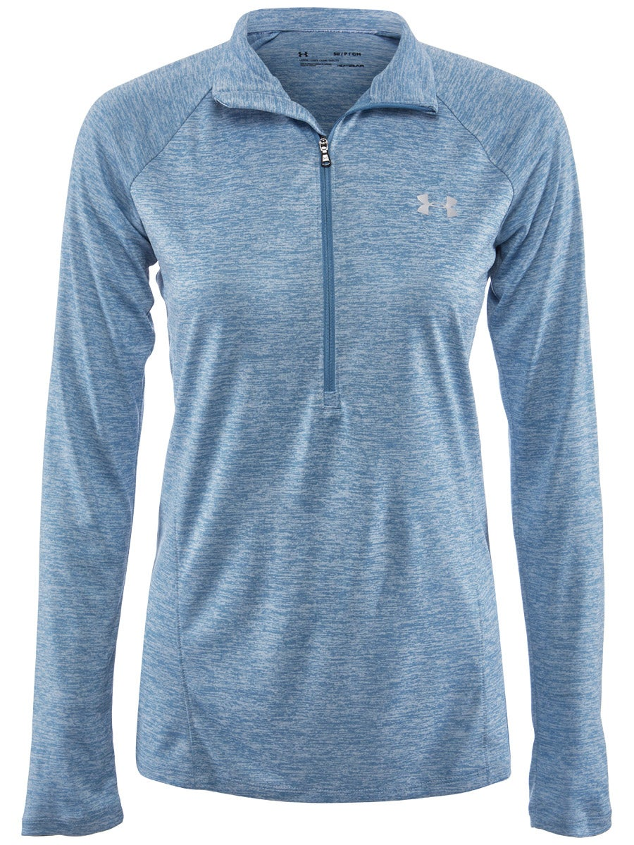 Graphic Under Armour Donna Maglia A Maniche Lunghe Tech Ls Hoody 2.0